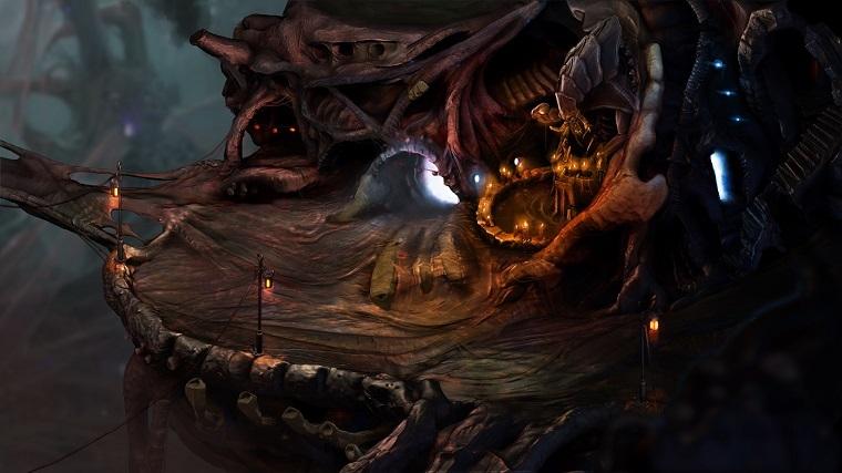 《折磨:扭蒙拉之潮》游戏画面