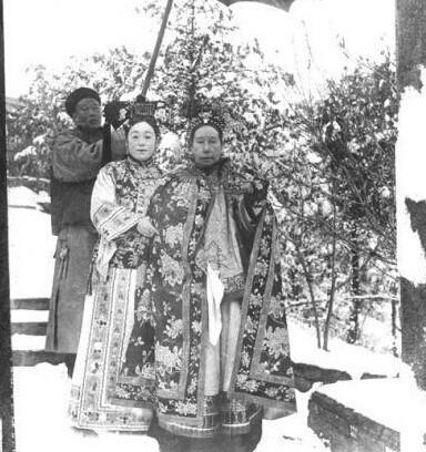 清朝最美公主:从慈禧洗澡发现清亡秘密 - 一统江山 - 一统江山的博客