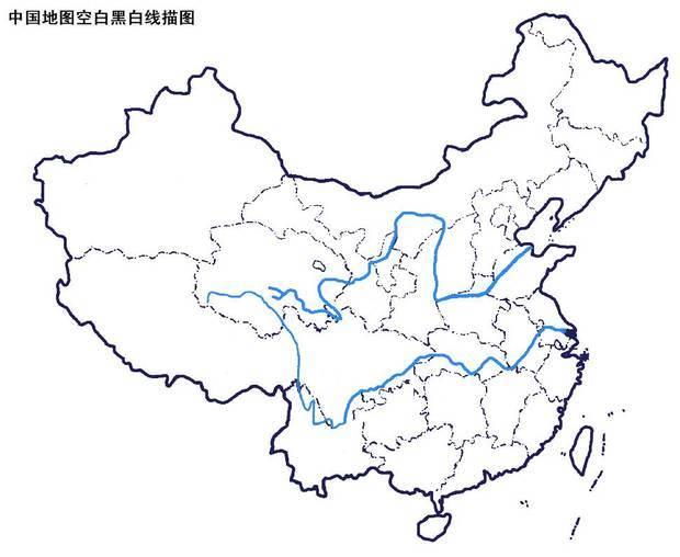 地图怎么画简单_中国地图怎么画