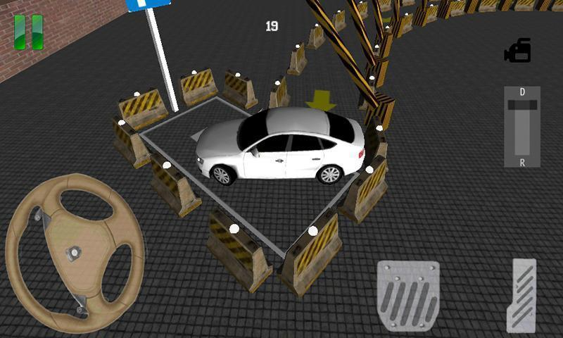 3D停车截图2