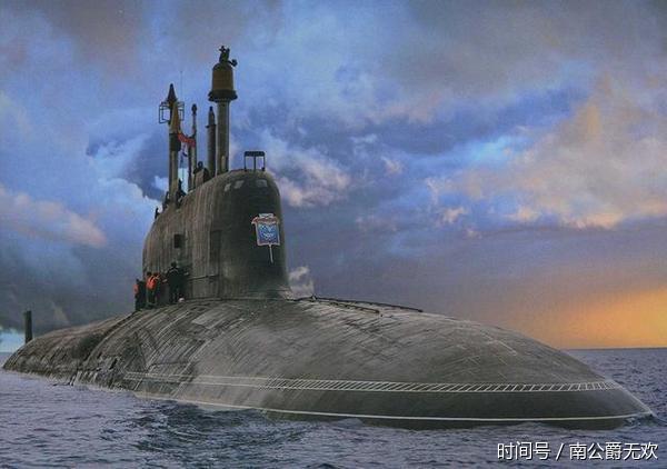 俄潜艇让北约不寒而栗:中国何时能有这种实力? - 一统江山 - 一统江山的博客