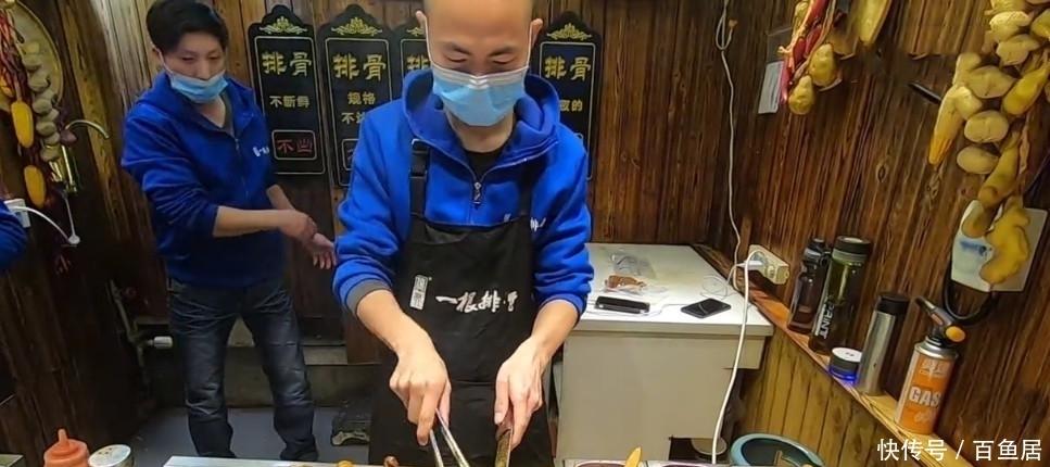 被《小吃》带火的武汉舌尖,20元一根无人买,网香油麦菜图片