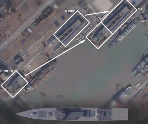 055型驱逐舰为何一开工就达4艘以上?外媒:已解决发动机问题 - 挥斥方遒 - 挥斥方遒的博客