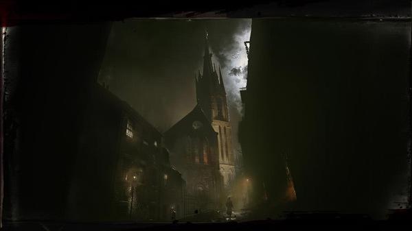 吸血鬼公布多张截图