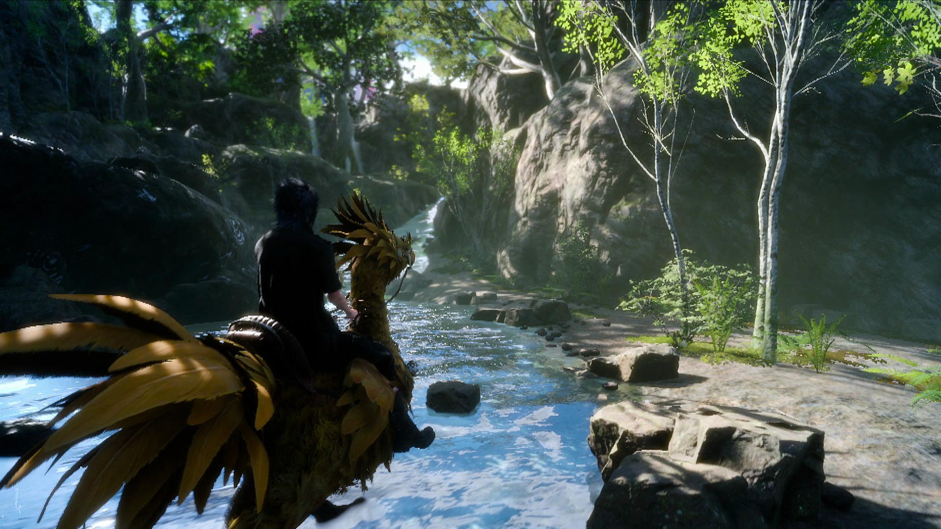 《最终幻想15》英国地区好评如潮
