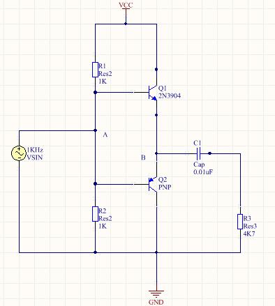 fu29并管推挽电路图