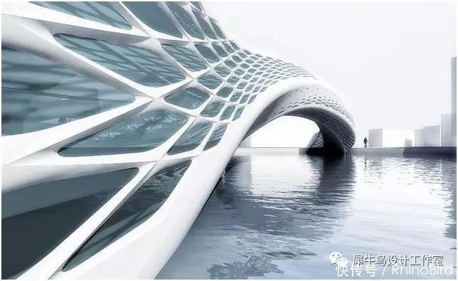 参数化桥梁建筑设计大集锦-创意精华