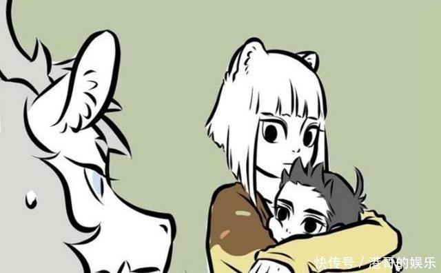 搞笑漫画龙王与哪吒争宠可惜九月只爱小正太人气漫画中国图片