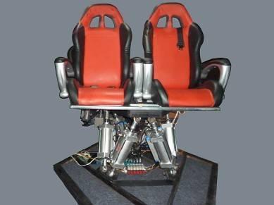 气动动感座椅结构和技术要求都最为简单