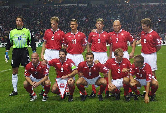 丹麦国家足球队图片