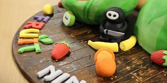 《水果忍者》下载超10亿次 创意分享是基石