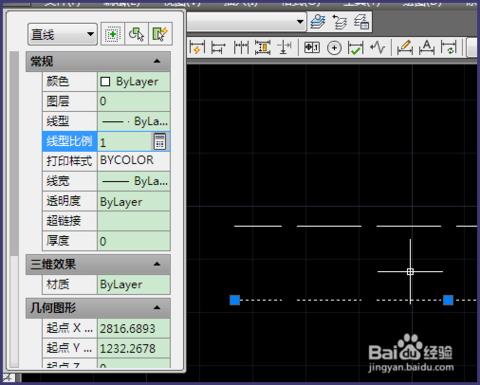 CAD比例虚线显示出来设置图纸_360两级mvr线型图片