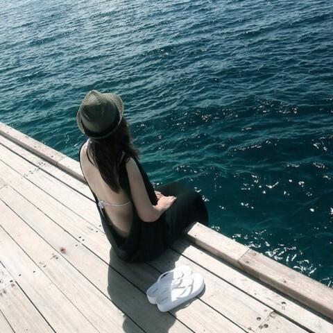 女生最近这种女生好多人用,一个头像在海拍的头像.骚图片照片图片
