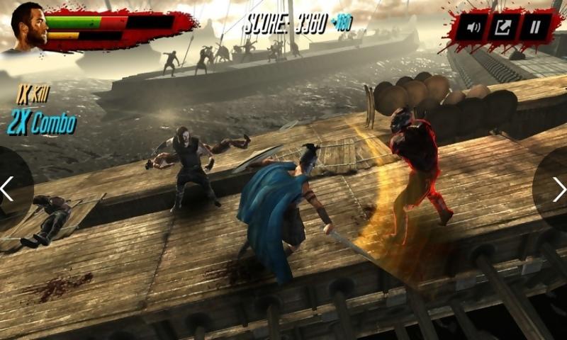300勇士:帝国崛起HD截图1