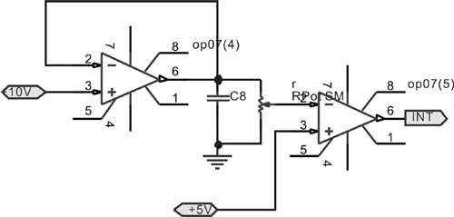 电压比较器1,散热风扇自动控制电路
