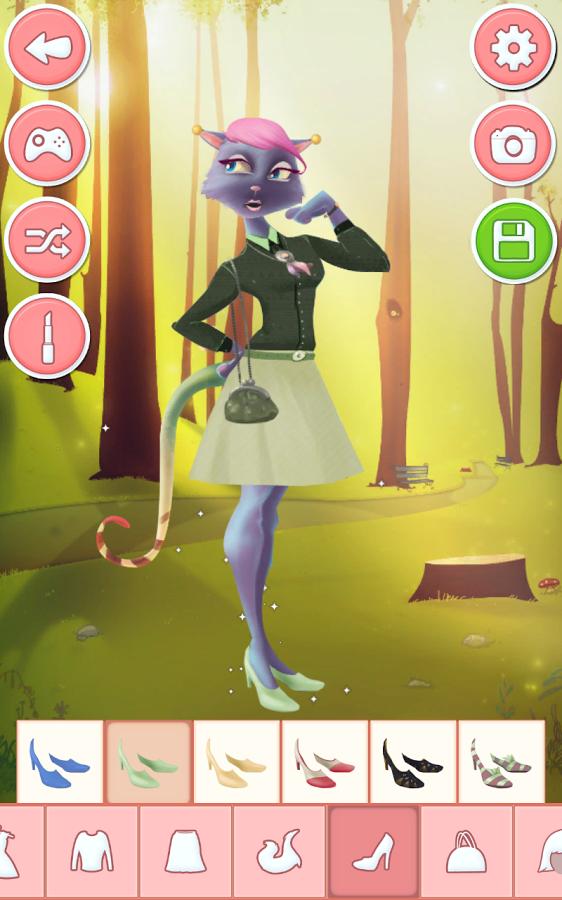 服装设计 装扮小游戏截图1