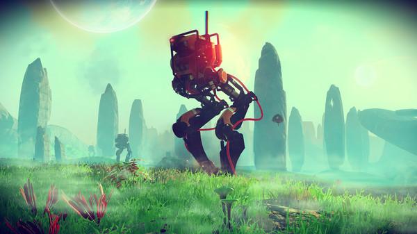《命运》设计总监评论《无人深空》