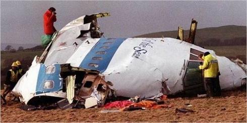 飞机失事后决定