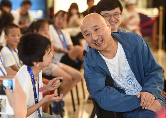 62岁陈佩斯:妻助他年入千万儿子承父业 - 一统江山 - 一统江山的博客