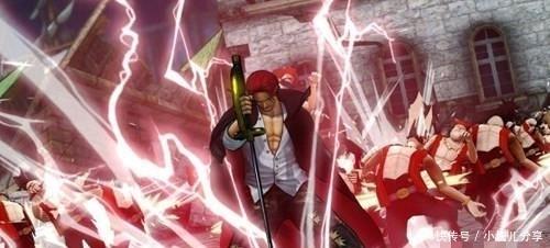 海贼王:红发将与革命军联手,共同推翻残暴的贵族,打败黑胡子