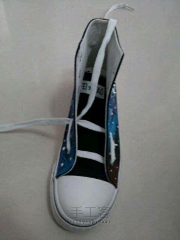 exo怎么系鞋带帆布鞋