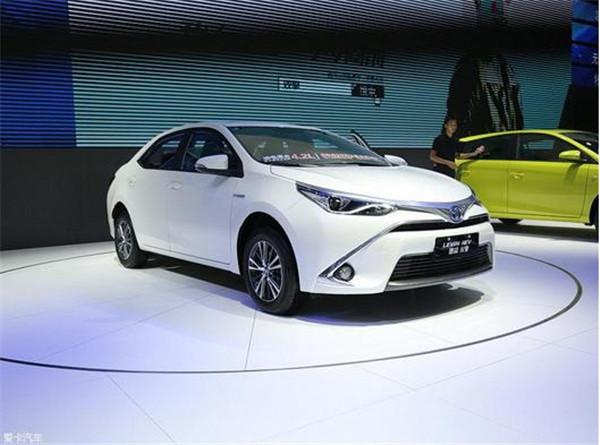 丰田雷凌怎么样 2017款现车聚惠直降 低价售裸车