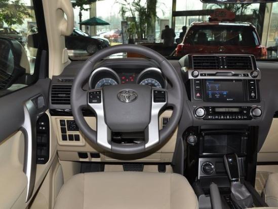 西安丰田普拉多现车优惠 普拉多最新报价