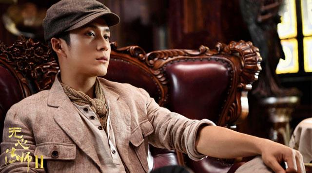 《无心法师2》首播破亿 全面升级回归搜狐视频