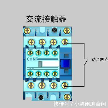 9张图带你学习电机正反转电路,双重互锁是什么意思?