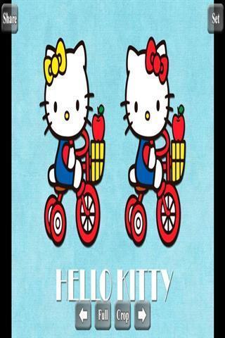 kitty猫壁纸_360手机助手