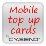 CY.SEND Mobile Top up cards