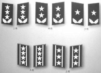 中国人民解放军上将领章