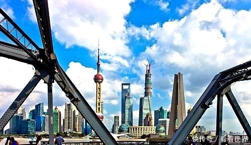 上海旅游攻略,来到外滩,不去看看外白渡桥,那上海迪斯尼自驾游攻略图片