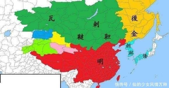 明朝蒙古人口_为什么清朝时期蒙古族人口出现了下滑