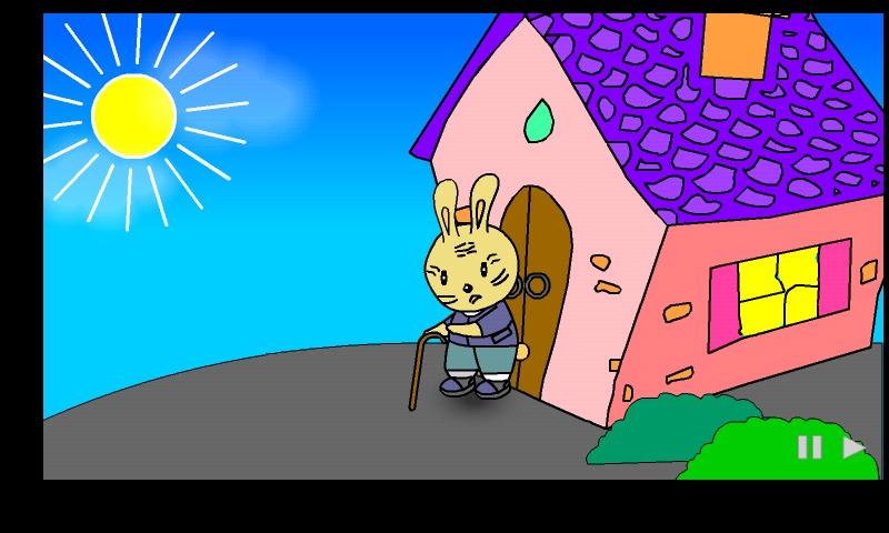 故事《脚步声》……选自3—4岁主题《好听的声音