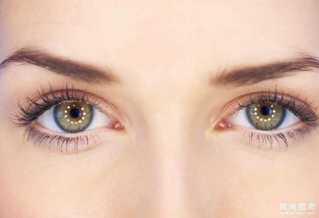 一招眼球读心术让你精准看出对方在想什么 - 海 月 - 宁 静 致 远