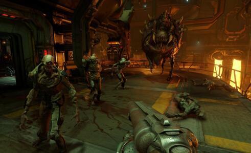 毁灭战士4开启机器人对战方法流程
