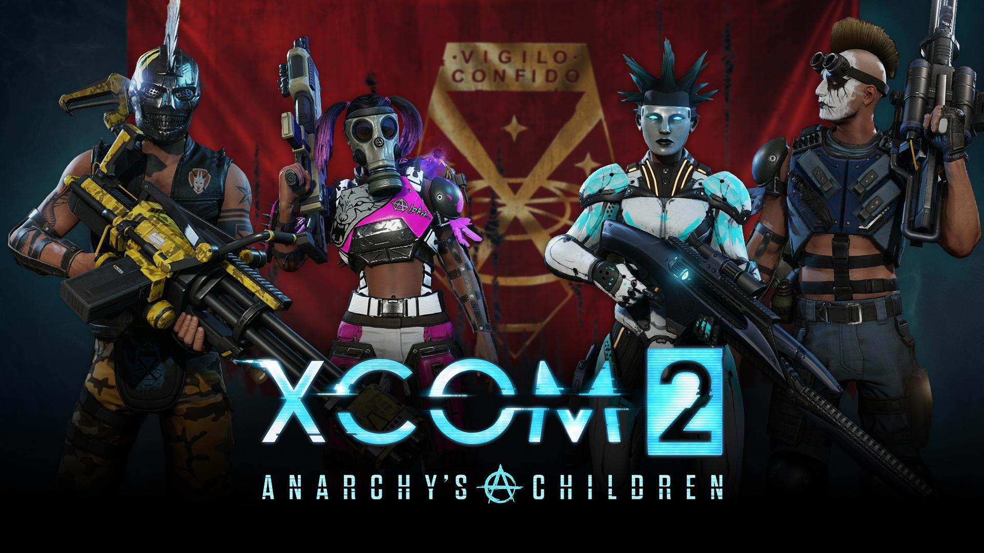 《XCOM2》资料片细节内容披露