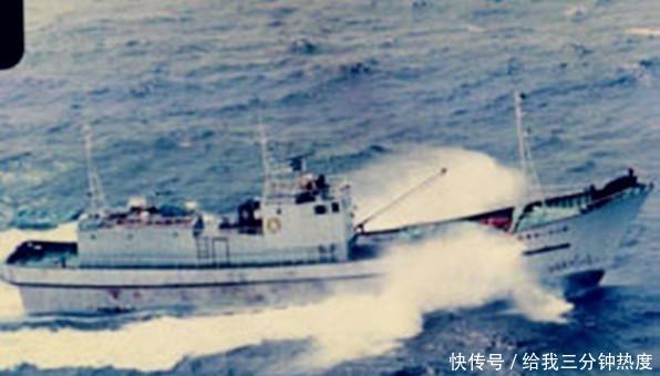 """""""长渔3705""""的秘密:日本军舰打渔船,补偿我国1亿5千万!"""