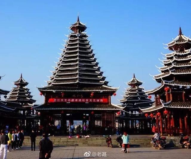 湖南黔阳古城年代比丽江和凤凰古城还要早 却少有人来