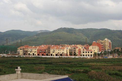 始甸村图片