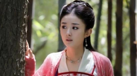 八年龙套磨一剑,看赵丽颖是如何从配角成为收视率女王的