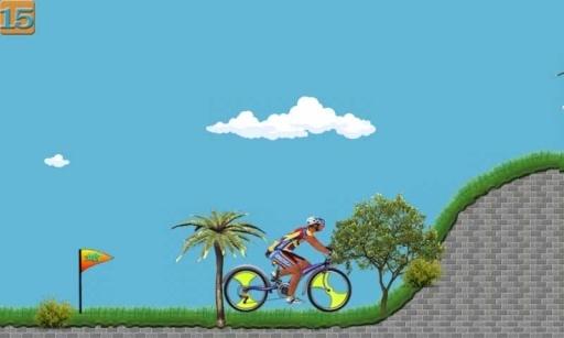 超级越野山地自行车_360手机助手