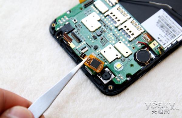 如果排线断了的话将会造成手机部分功能的损失