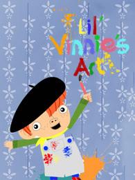 和李温妮一起玩儿童艺术 英文版